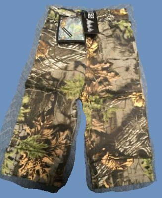 Camo Pants Burly Camouflage World Famous Sports Infant To Toddler Sizes