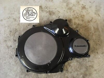 1986 Kawasaki Zg1000 Clutch Cover / Engine Cover Right
