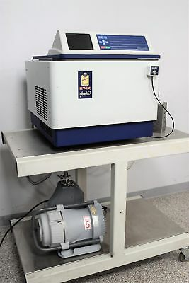 Genevac HT-4X Series II Sample Evaporation System Solvent Removal Concentration