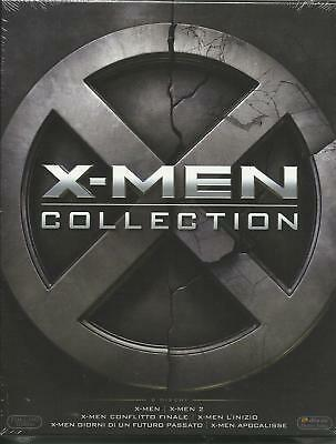 X-Men collection (2016) 6 Blu Ray