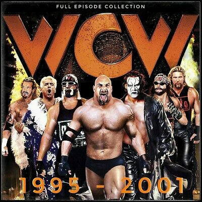 "WCW ""Nitro & Thunder"" Full Episode Collection (1995-2001)"