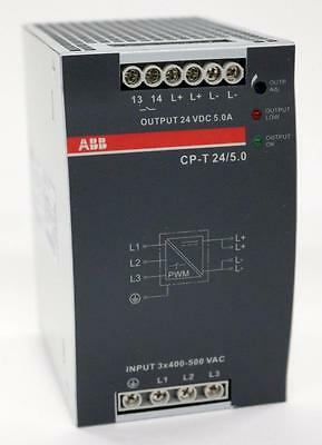 ABB CP-T 24/5.0 Switch Mode Power Supply