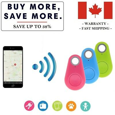 New Wireless Tracker Smart Bluetooth 4.0 Anti Lost Alarm Key GPS Finder Locator