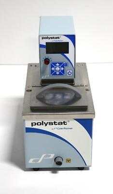 Cole-Parmer Polystat Stainless Steel Heated Circulating Bath