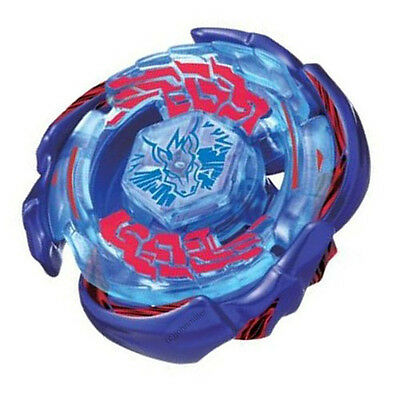 Galaxy Pegasus (Pegasis) Metal Fury 4D Legends Beyblade With Launcher BB-70