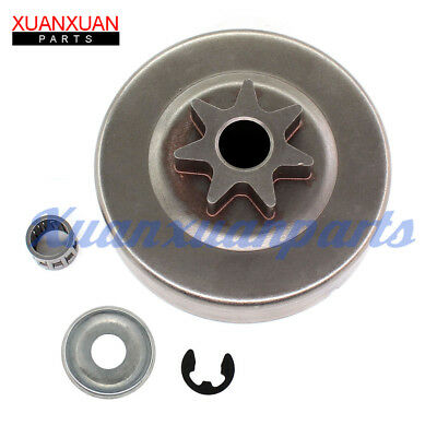 """Clutch Drum Sprocket Bearing 3/8""""-7T For Stihl Chainsaw MS311 MS391 --- BOX181"""