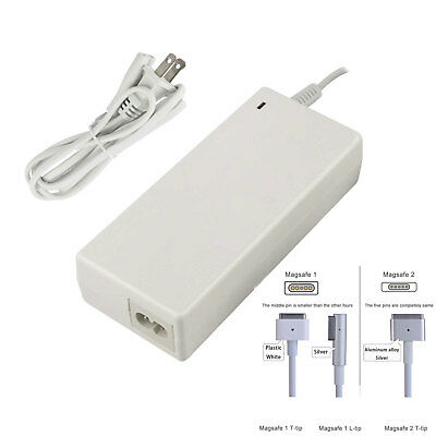 """85W AC Adapter Charger for Apple MacBook Pro 15"""" 17"""" A1221 A1261 A1281 A1286"""