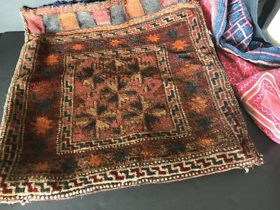 Old Turkish Camel Bag Cushion Cover  …beautiful collection / accent piece
