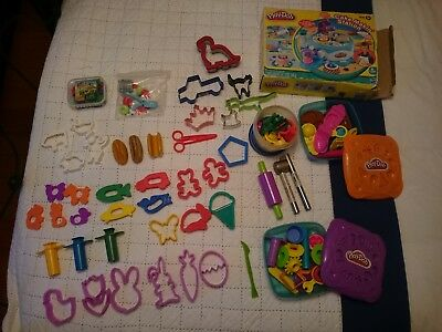Playdoh tools mixed bundle