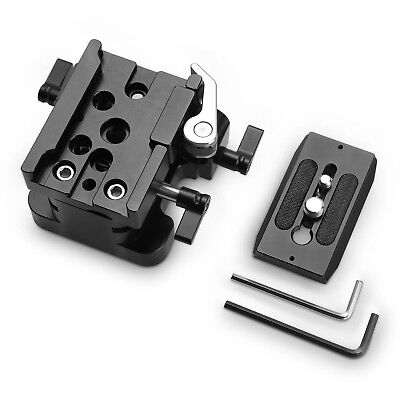 SmallRig Universal Baseplate w/15mm Rail Support System for SmallHD Sony - 2092