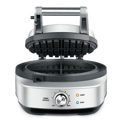 NEW Breville No Mess Waffle Maker