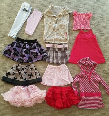 Bulk lot skirts, tops & dresses by p/patch, Victoria rose,  +more! Size 2. EUC!