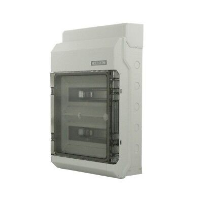 Wet Room Distribution Box kv2624 FUSE BOX 24module AP Hensel 2376