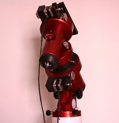 High Quality German Equatorial Mount-Very Accurate Tracking And Goto