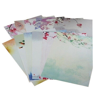 48 sheets Writing Stationery Paper, Letter Writing Paper Letter X2X5