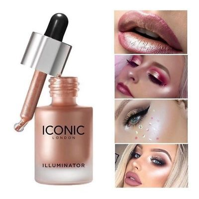 Iconic London Illuminator  Highlighter Blogger Must Have  5ml Probe