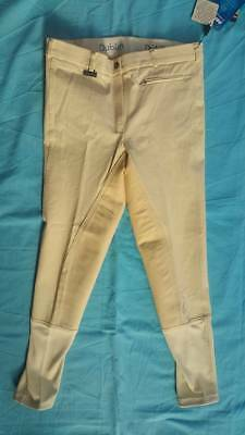 Brand new Dublin Prime Performance Full Seat Mid Rise Breeches ladies 12
