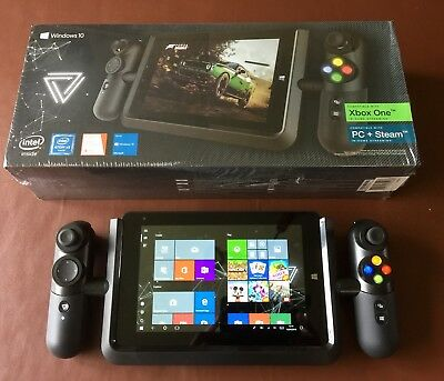LINX VISION WINDOWS 10 Gaming Tablet Also For Xbox One & Pc + Steam  Streaming