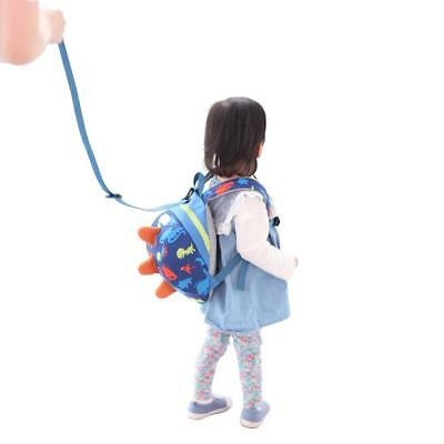 Backpack Harness Dinosaur Safety Toddler Baby Bag Kids Leash Anti Lost Child New