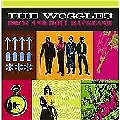 The Woggles - Rock and Roll Backlash (CD, 2008) NEW SEALED