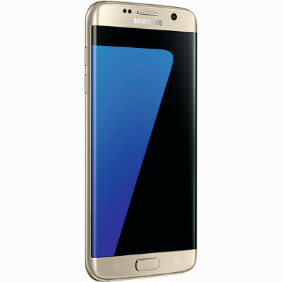 Samsung Galaxy S7 edge 32GB LTE Android Smartphone Gold
