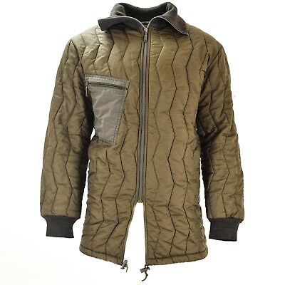 Original German army field jacket parka liner Army issue winter warm military