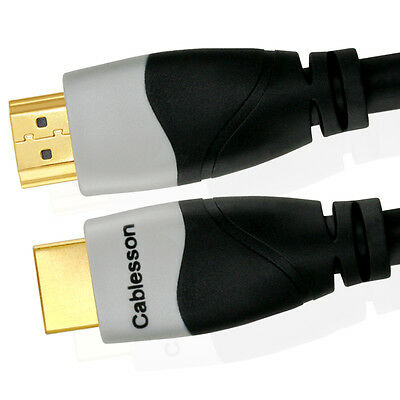 Cablesson Ivuna HDMI Kabel FULL HD 3D 4Kx2K 24K mit Ethernet