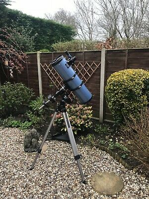 "Brilliant Sky Watcher Astronomical Reflector Telescope for sale!! 150mm (6"")"