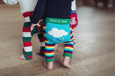 BNWT Blade and Rose Rainbow Leggings 0-6, 6-12, 1-2, 2-3 & 3-4 Years