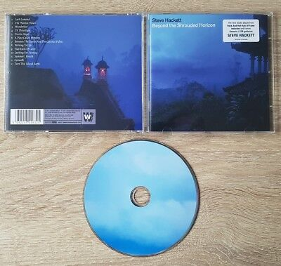 Steve Hackett: Beyond The Shrouded Horizon ~ CD Album ~ IOMCD 2011 ~ NM