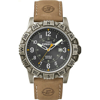 Timex Men's Expedition® Rugged Metal  Tan  Watch T49991