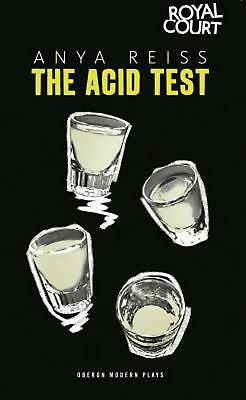 The Acid Test by Anya Reiss (English) Paperback Book Free Shipping!