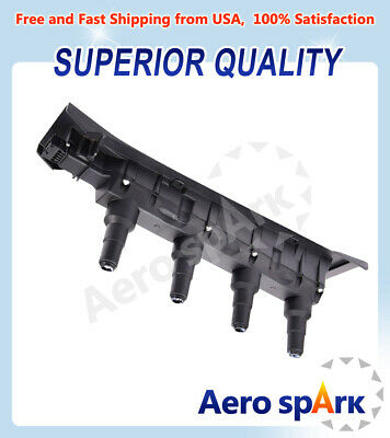 New Ignition Coil Pack For 99-09 SAAB 2.0L 2.3L L4 UF577