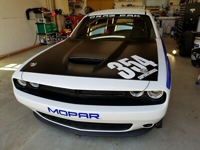 2016 Dodge Challenger Drag Pak 2016 Dodge Challenger Drag Pack #24 NEVER RACED