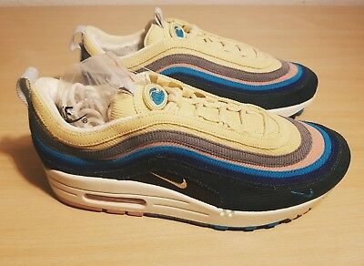Nike Air Max 1/97 Sean Wotherspoon 42 us 85 Limited DS