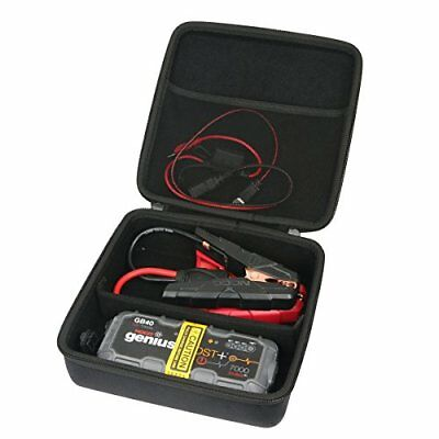 for NOCO Genius Boost Plus GB40 1000 Amp 12V UltraSafe Lithium Jump Starter Hard