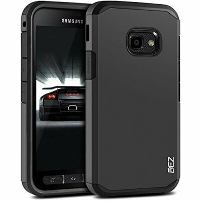 Xcover 4 Case - BEZ Shockproof Case Cover, Shock Absorbing Best Heavy Duty Dual