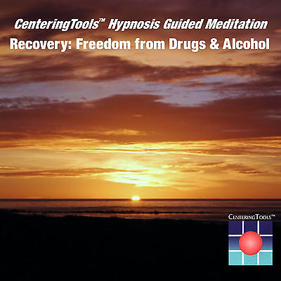 BREAK ADDICTIONS: 85 minute, 4 CD's,Guided Meditation/Hypnosis Audio Package