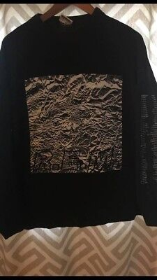 REM 1995 World Tour Long sleeve tshirt. front/back/sleeve graphics