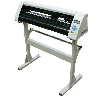 """New USB 28"""" Cutting Plotter Vinyl Sticker Cutter Redsail RS800C With Stand"""