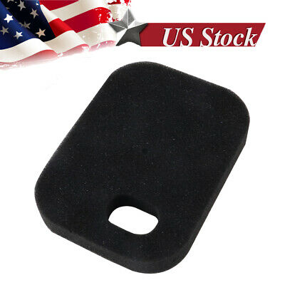 Black Air Filter Element Foam Filter for Yamaha PW50 PW Peewee 50