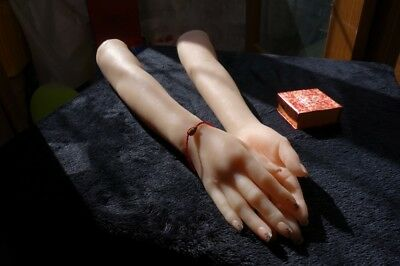 Perfect Unique Top Quality Silicone Female Arm Model Display Jewelry/Nail Art