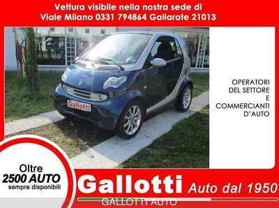Smart fortwo fortwo 700 coupé passion (45 kW)