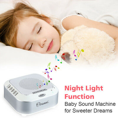 S3 ABS Sleep Therapy Sound Machine High QUality Sleep Partner for Whole Family