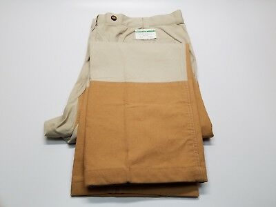 d56b5d1508e8a BUZZ OFF ORVIS Red Hills Briar Pants Size 46 Insect Shield Khaki ...