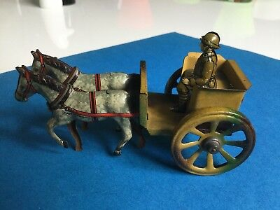 Vintage tin penny toy  made in Germany.