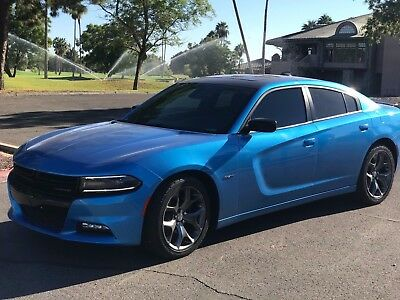 2015 Dodge Charger RT / PLUS Dodge Charger