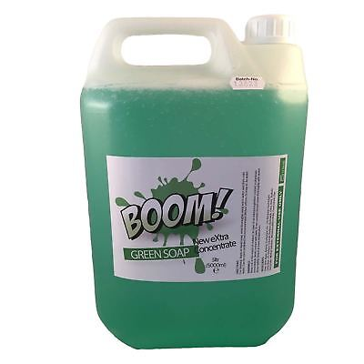 TATTOO GREEN SOAP  Cleaning  Hygiene eXtra THICK Concentrated UK 5LTR Stronger