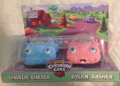 2 - Chevron Cars  - CHARLIE CHASER AND DYLAN DASHER