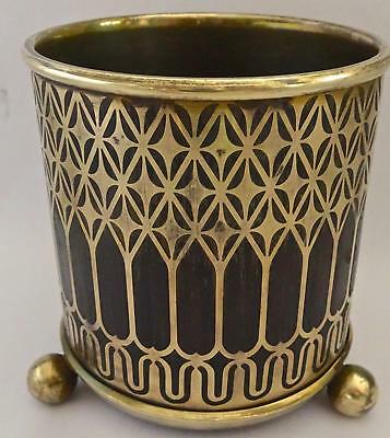 Superb Erhard & Söhne, Sohne Art Nouveau Pot: J324